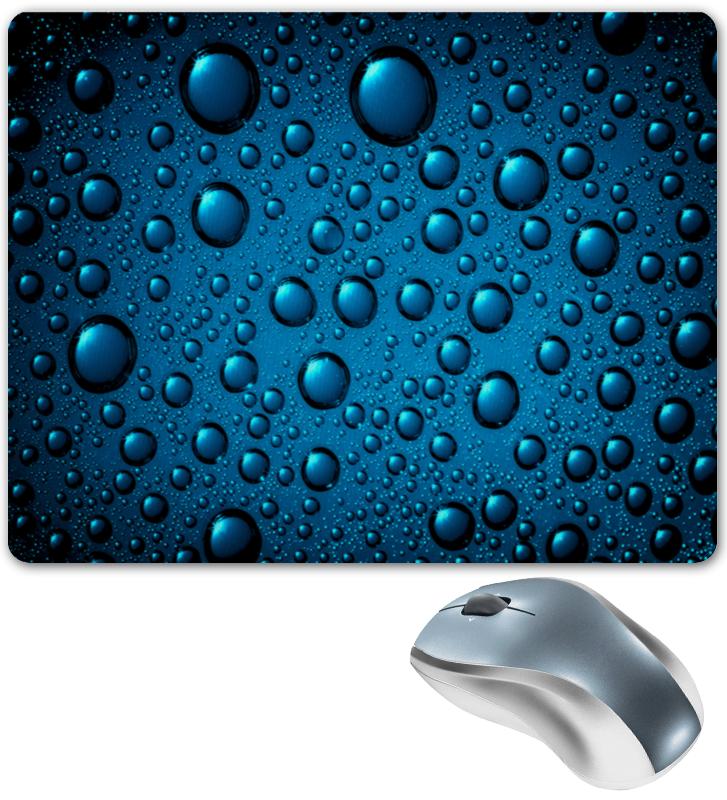 цены Коврик для мышки Printio Капли воды