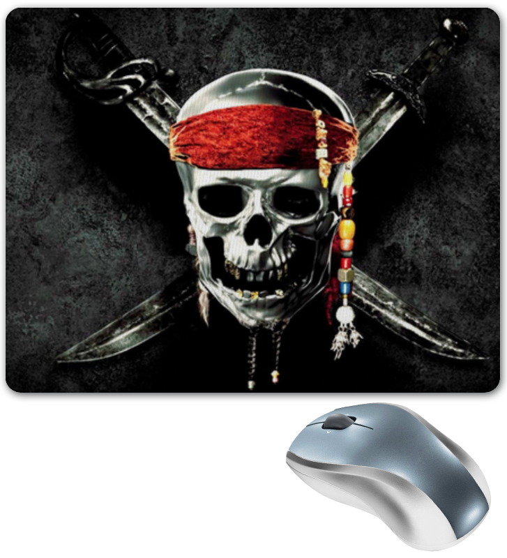 Коврик для мышки Printio Pirates прозоров а сотник донос мертвеца