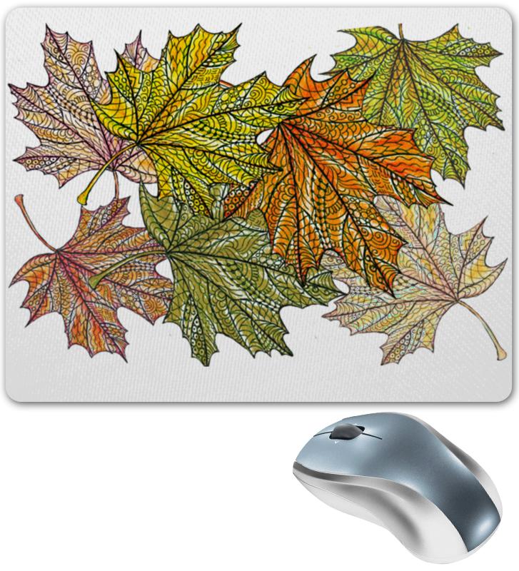 Printio Осенний кленовый узор кленовый гай