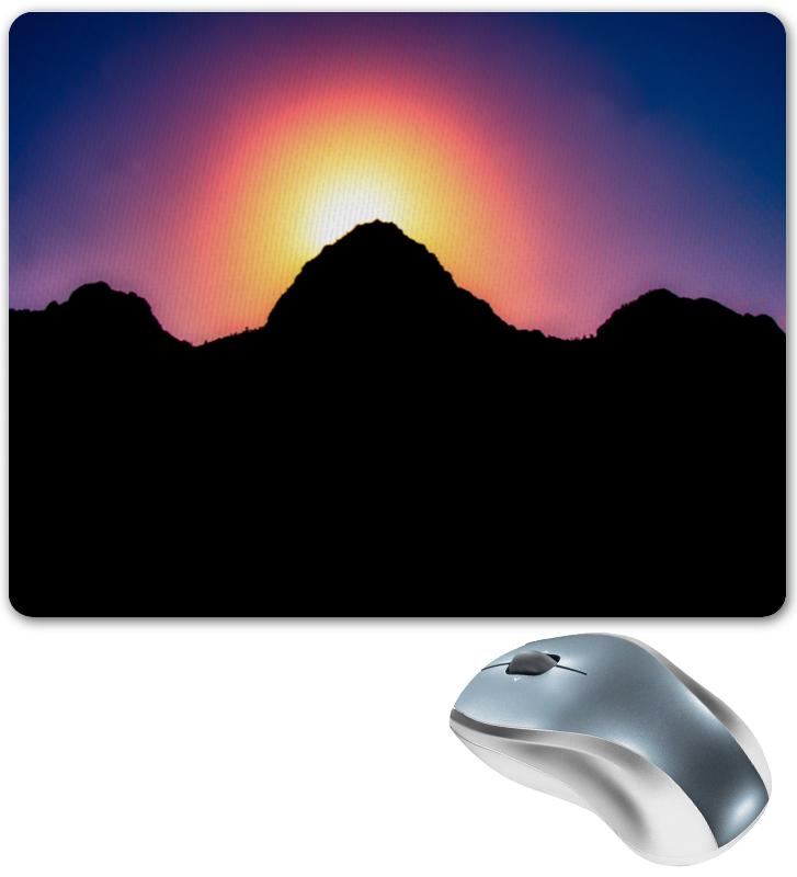 Коврик для мышки Printio Закат солнца