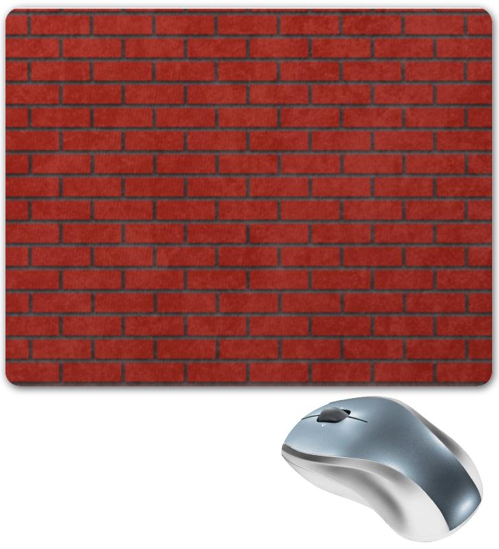Коврик для мышки Printio Кирпичная стена коврик для мышки printio кирпичная кладка