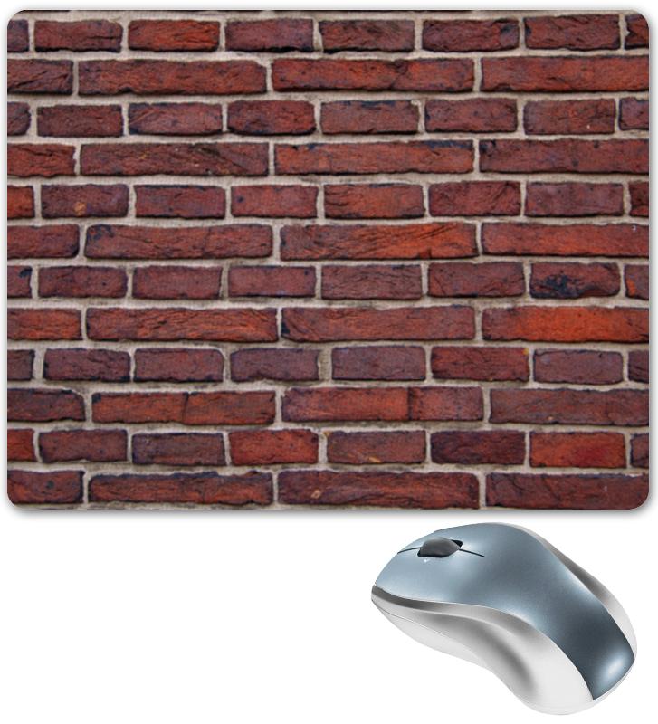 Коврик для мышки Printio Кирпичная кладка картрайт п кирпичная кладка уроки мастера