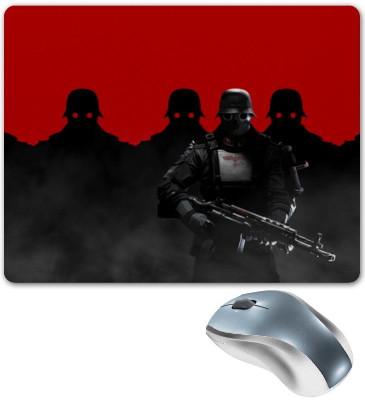 Коврик для мышки Printio Wolfenstein: the new order new order new order get ready