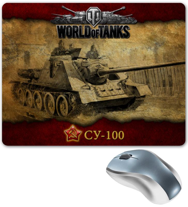 Коврик для мышки Printio World of tanks коврик для мышки круглый printio world of tanks