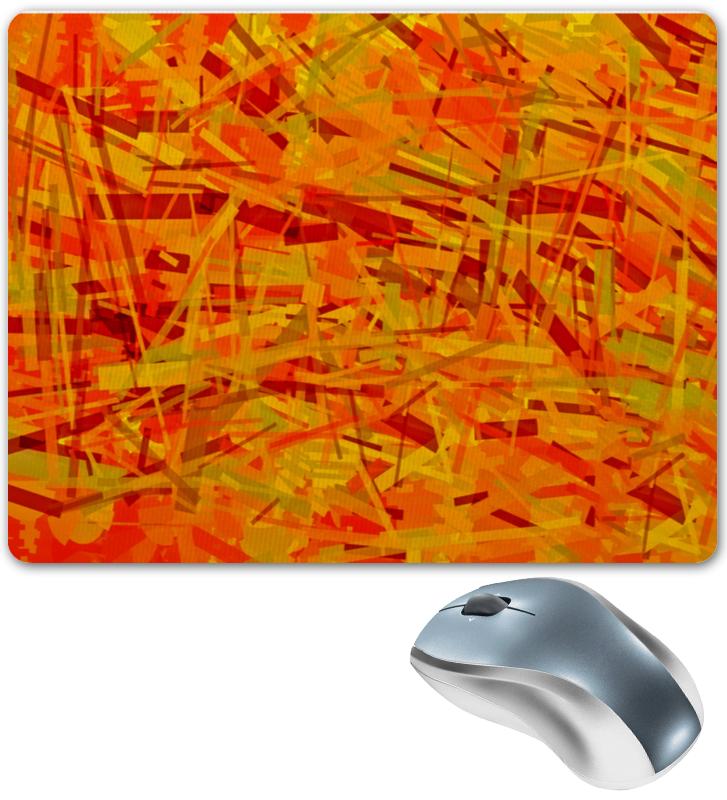 Коврик для мышки Printio Желтые полосы коврик для мышки printio красные полосы
