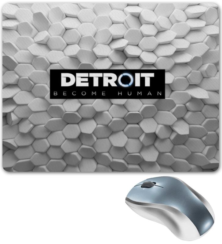 Коврик для мышки Printio Detroit become human