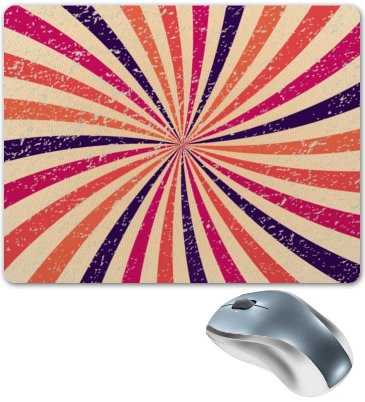 Printio Винтажная радуга коврик для мышки сердце printio винтажная пара