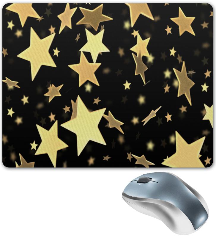 Коврик для мышки Printio Звездочки звездочки