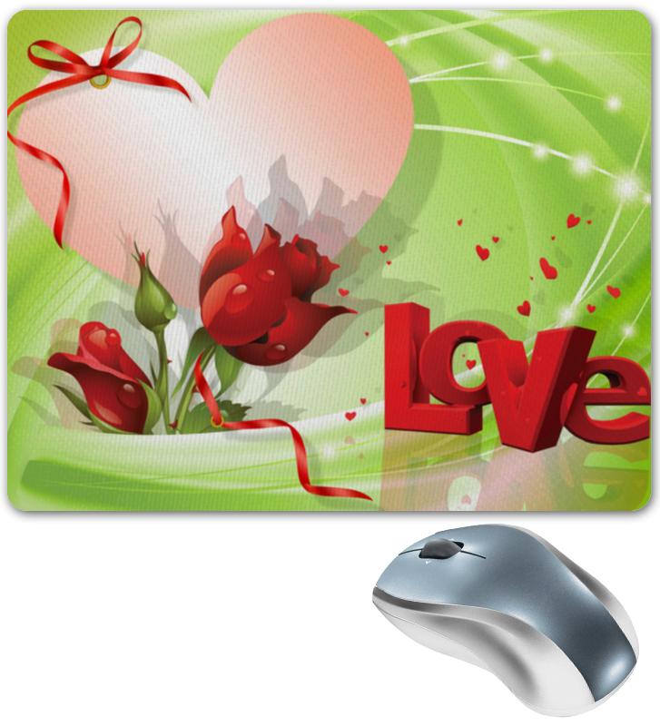 Коврик для мышки Printio Сердце
