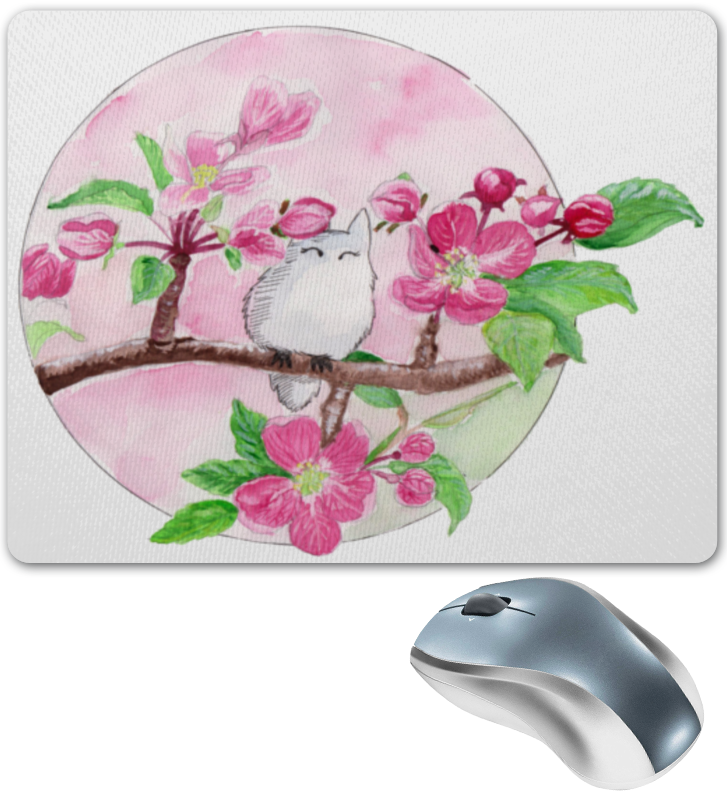 Printio Цветущая яблоня glorix чистящее средство для пола цветущая яблоня и ландыш 1л