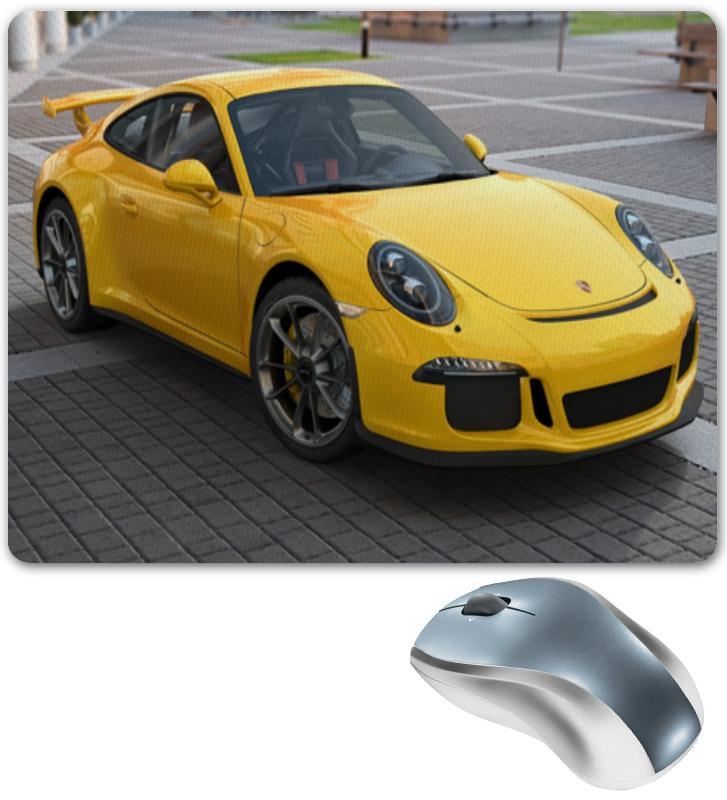 Коврик для мышки Printio Porsche 911 gt3 оправа для очков porsche p8127