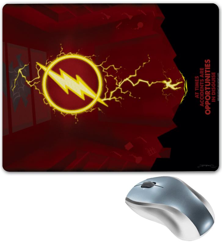 Коврик для мышки Printio Flash/флэш аксессуары для фотостудий inno flash ca pfd10 flash kit