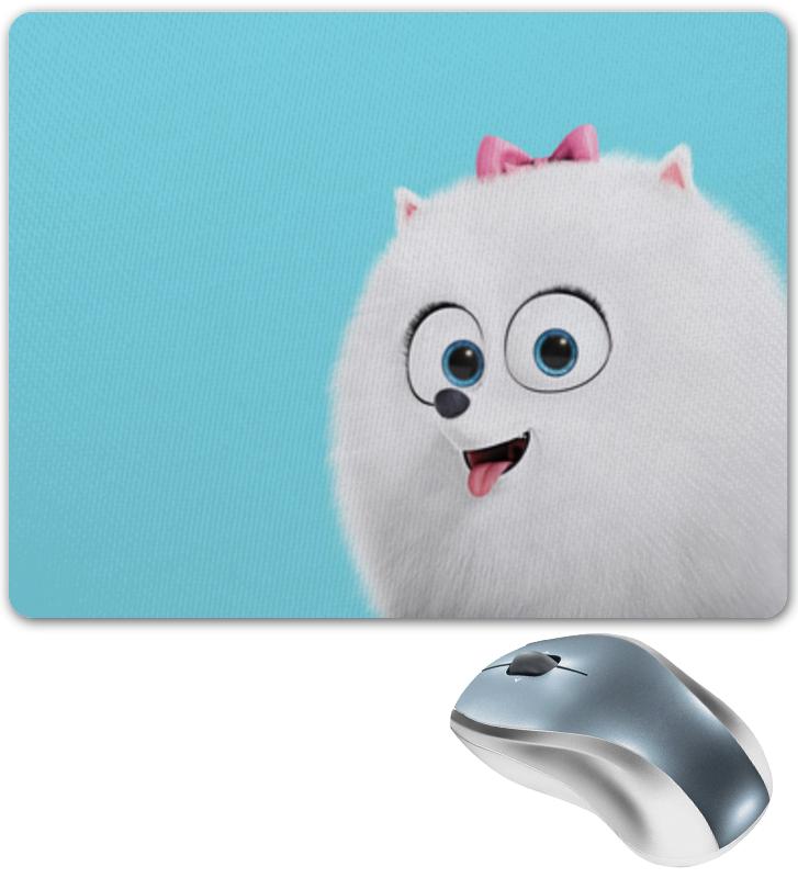 Коврик для мышки Printio Гиджет secret life of pets 72800 тайная жизнь домашних животных мини фигурка в мягкой упаковке