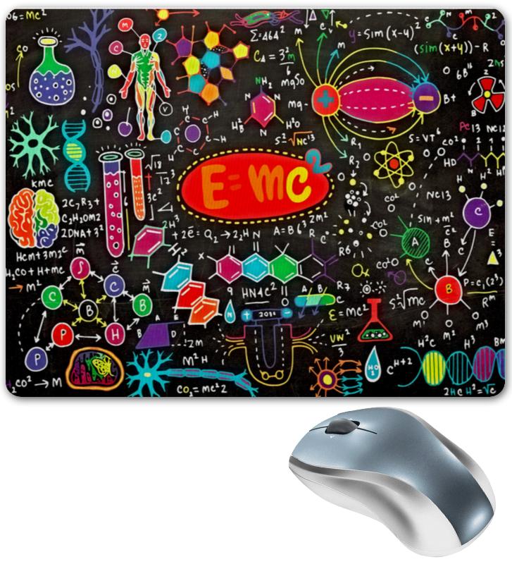 Коврик для мышки Printio Химия бытовая химия ева