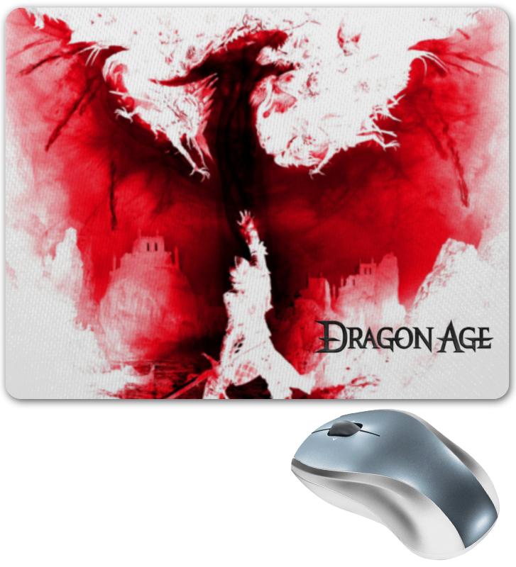 Коврик для мышки Printio Dragon age коврик для мышки круглый printio dragon age инквизиция