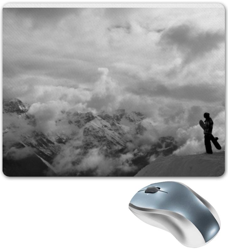 Коврик для мышки Printio Snowboard