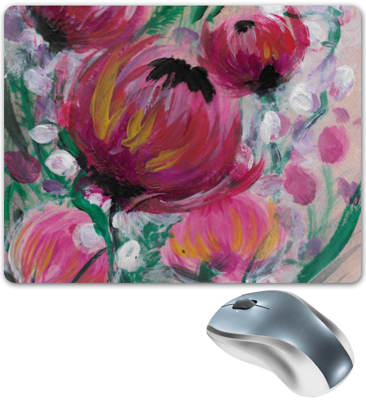 Коврик для мышки Printio Полевые цветы st баллон для автоматического освежителя воздуха полевые цветы 39 мл