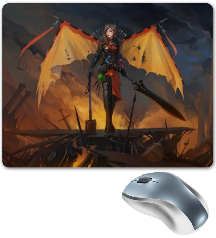 Корик для мышки Printio commander