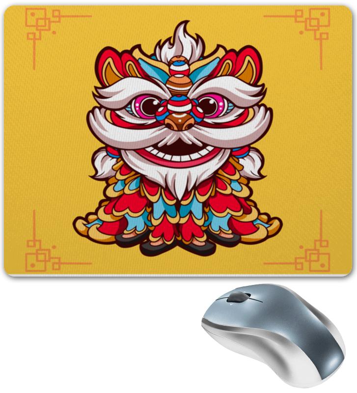 Коврик для мышки Printio Китайский лев
