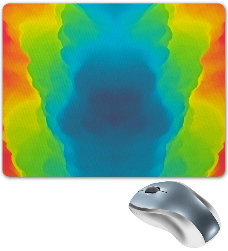 Коврик для мышки Printio Разводы красок коврик для мышки printio битва красок