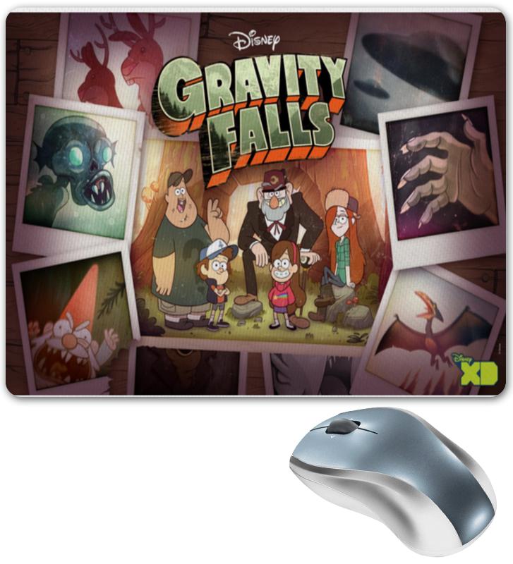 Коврик для мышки Printio Gravity falls чехол для ноутбука 14 printio gravity falls