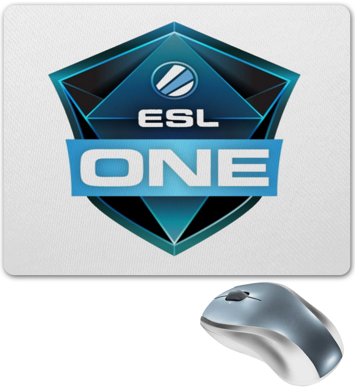 Коврик для мышки Printio Esl one cologne 2016 майка print bar esl one logo white