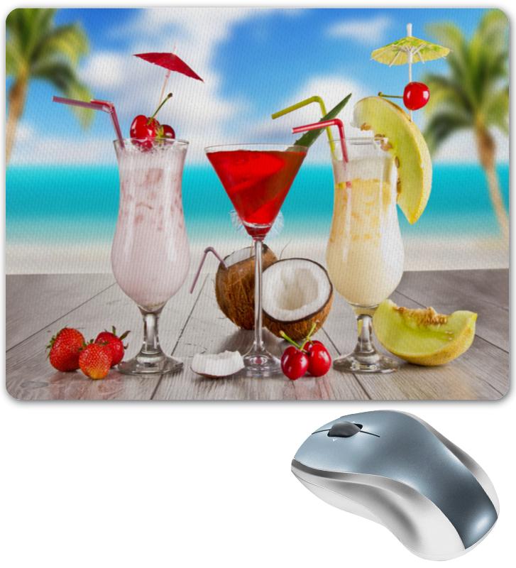Коврик для мышки Printio Молочный коктейль коктейль молочный с кофе parmalat пармалат капуччино 1 5