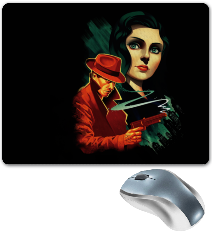 Printio Bioshock infinite burial at sea jon richter deadly burial