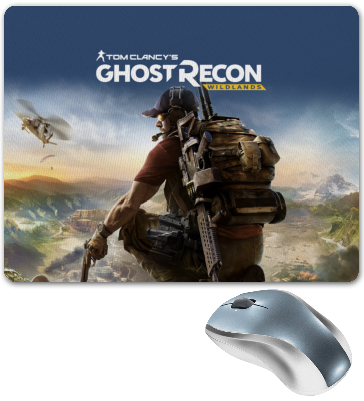 Printio Tom clancys ghost recon wildlands tom clancy s ghost recon wildlands gold edition ps4