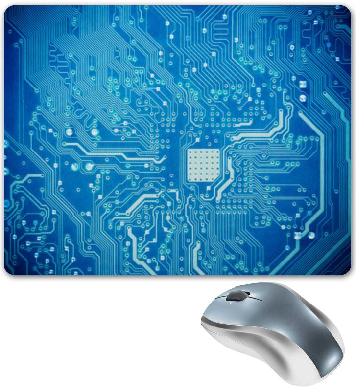 Коврик для мышки Printio Системная плата pcb плата carrier 32gb500402ee cepl130416