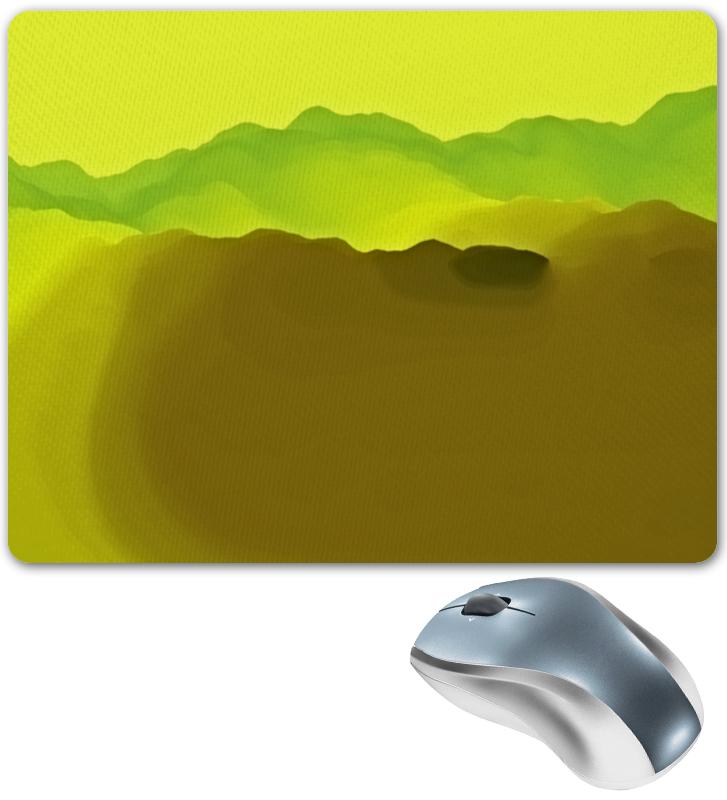 Коврик для мышки Printio Живописные краски