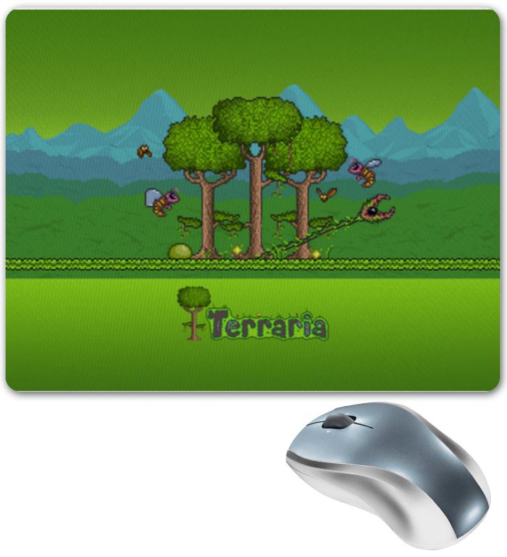 Коврик для мышки Printio Terraria коврик для мышки printio кукинг мама
