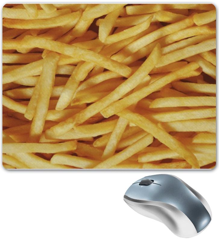 Коврик для мышки Printio Картошка противень для картошки фри bekker bk 3962