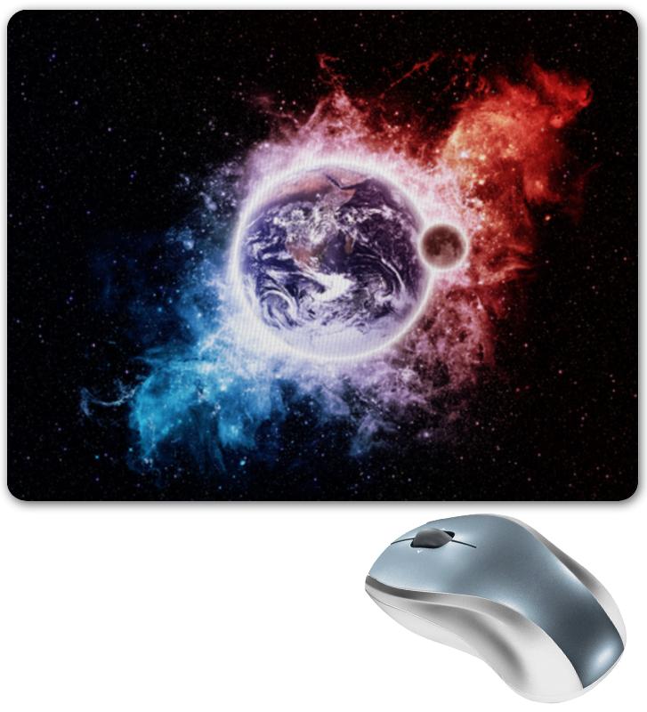 Коврик для мышки Printio Вселенная наш дом