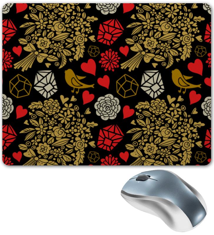 Коврик для мышки Printio День св. валентина