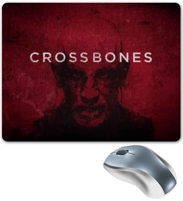 Коврик для мышки Printio Череп и кости / crossbones железные кости для корсета