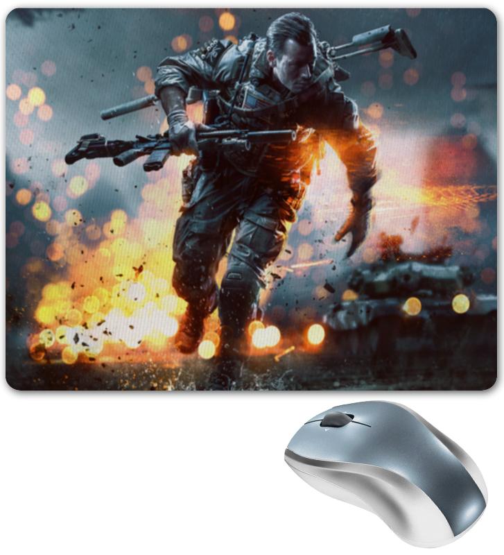 Коврик для мышки Printio Battlefield 4