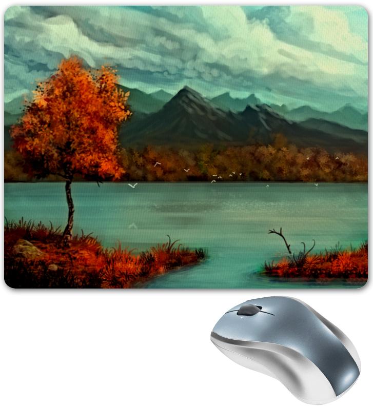 Коврик для мышки Printio Осень в горах осень в горах