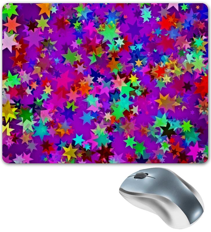 Коврик для мышки Printio Звездное конфетти коврик для мышки круглый printio звездное небо