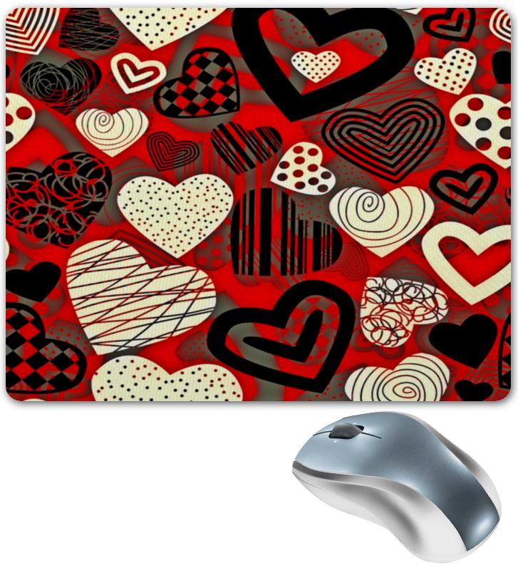 Коврик для мышки Printio Сердце printio коврик для мышки сердце