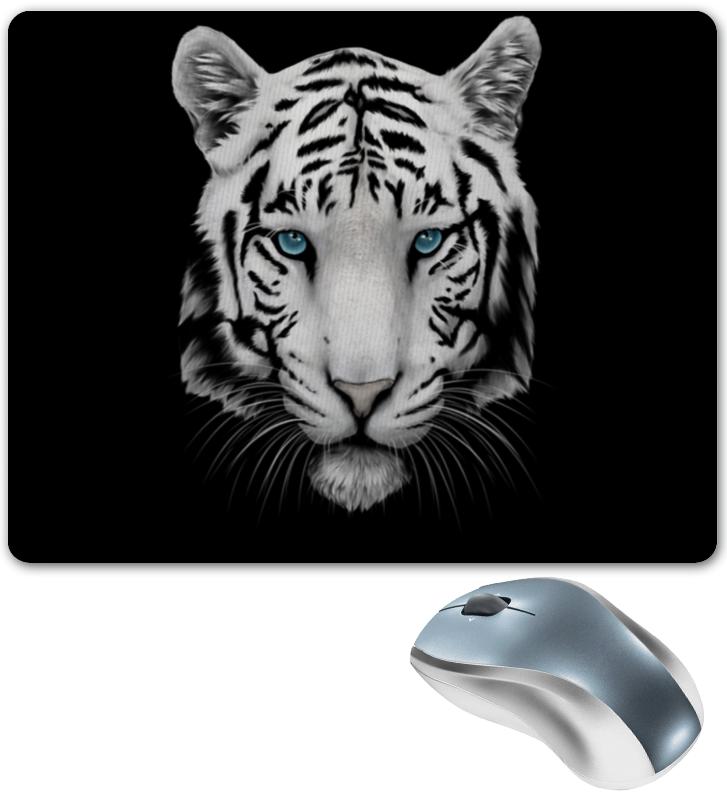 Коврик для мышки Printio Белый тигр шахназаров к бородянский а белый тигр киносценарии по мотивам романа ильи бояшова танкист или белый тигр