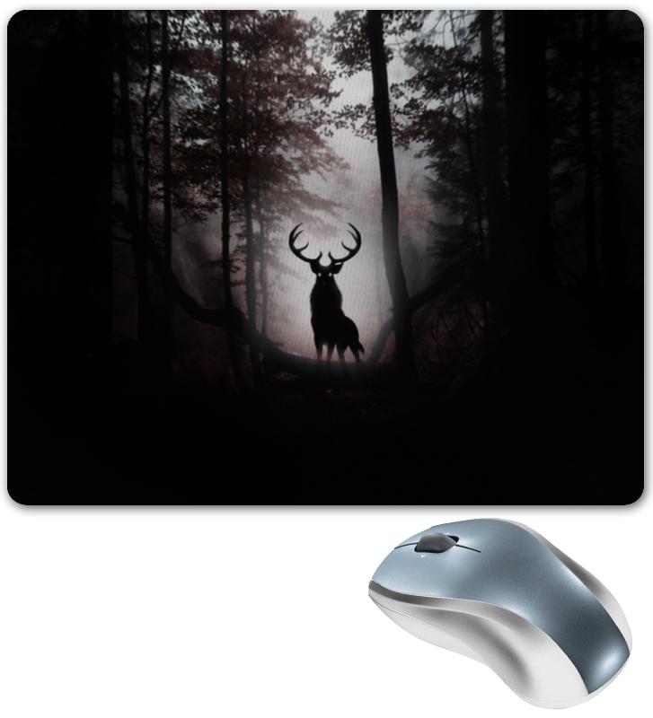 Коврик для мышки Printio Лесной зверь жк лесной городок одинцово купить квартиру
