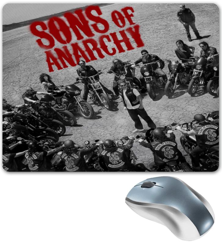 Коврик для мышки Printio Сыны анархии / sons of anarchy чехол для iphone 6 глянцевый printio сыны анархии