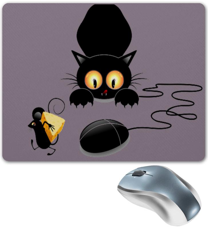 Printio Кот сыр и мышка коврик для мышки printio кот сыр и мышка