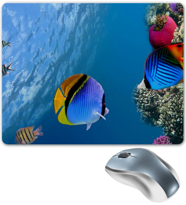 Коврик для мышки Printio Подводный мир ирина травина подводный мир