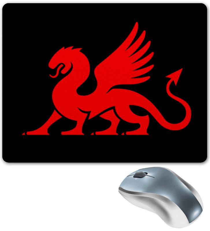 Printio Красный дракон банка plast team purpur с крышкой 1 л