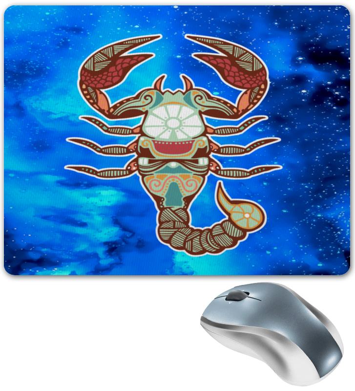 Коврик для мышки Printio Скорпион спусковой механизм для арбалетов скорпион interloper cr 013006
