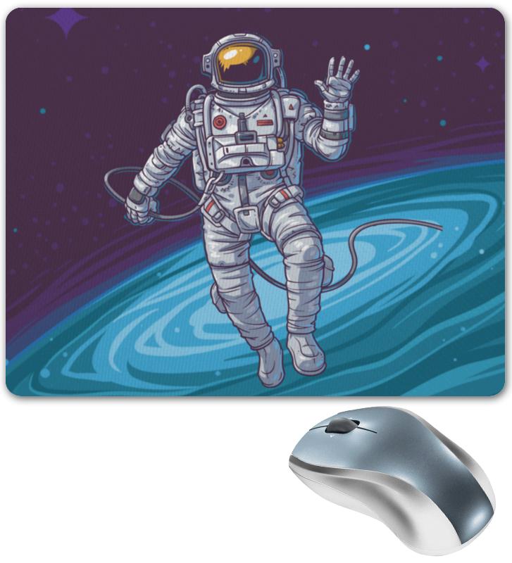Коврик для мышки Printio Привет из космоса