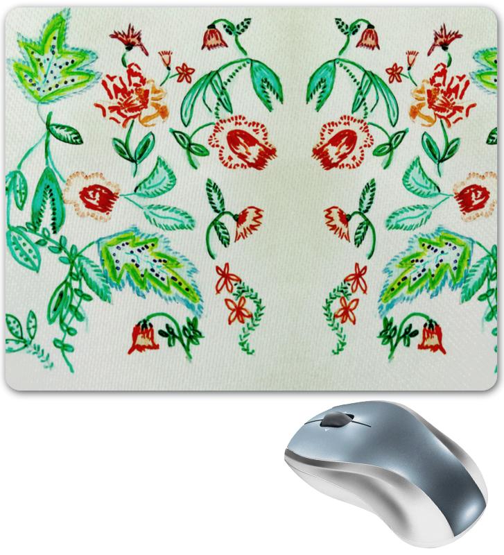 Коврик для мышки Printio Дикие цветы