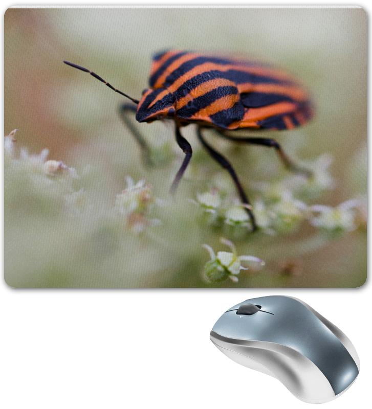 Коврик для мышки Printio Красный жучок